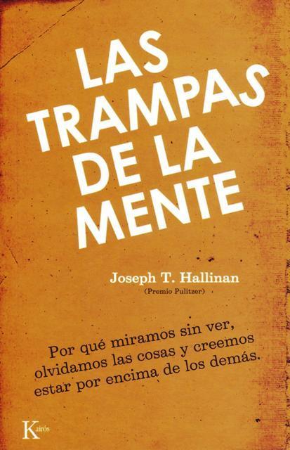 LAS TRAMPAS DE LA MENTE (ED.ARG.)