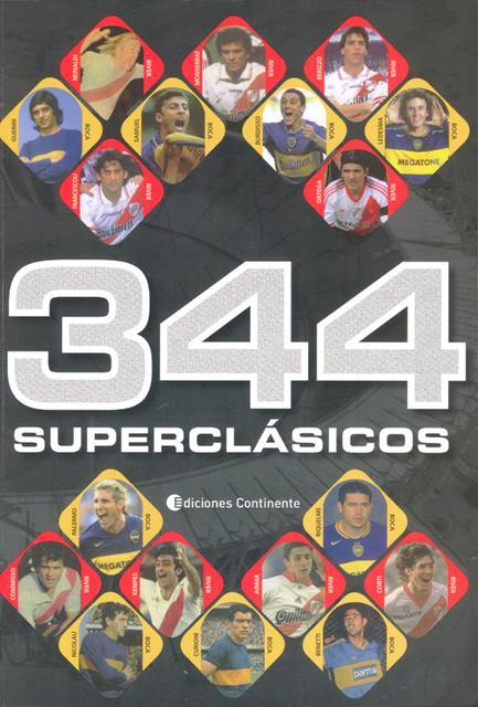 SUPERCLASICOS 344