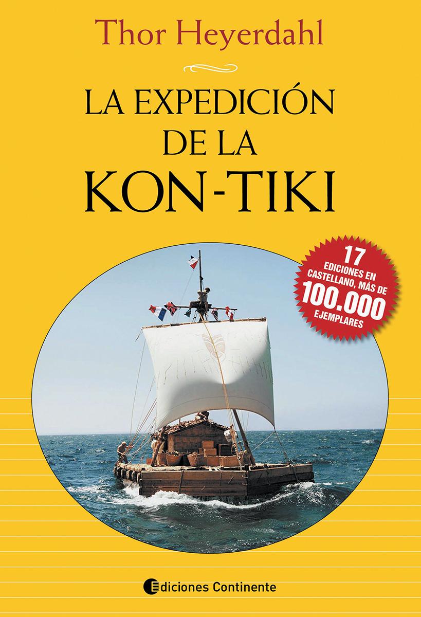 LA EXPEDICION DE LA KON - TIKI