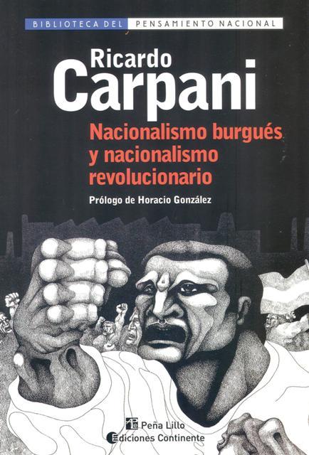 NACIONALISMO BURGUES Y NACIONALISMO REVOLUCIONARIO