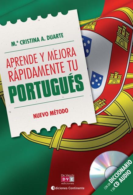PORTUGUES APRENDE Y MEJORA RAPIDAMENTE TU (L+CD) (ED.ARG.)
