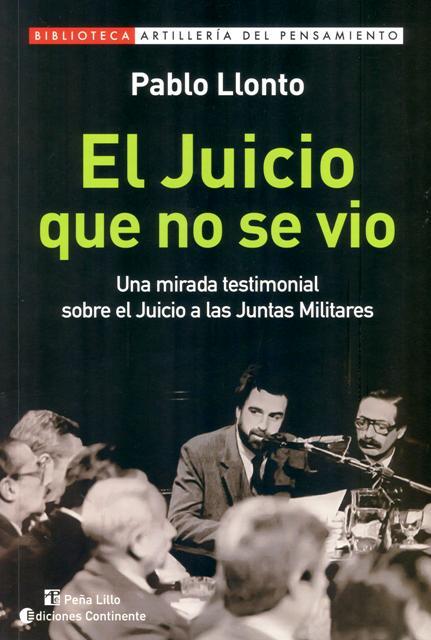 EL JUICIO QUE NO SE VIO