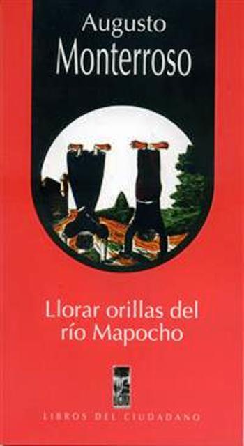 LLORAR ORILLAS DEL RIO MAPOCHO