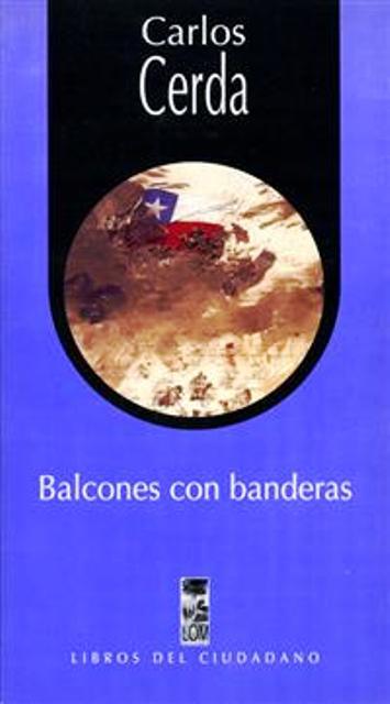 BALCONES CON BANDERAS