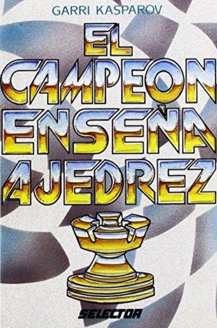 EL CAMPEON ENSEÑA AJEDREZ