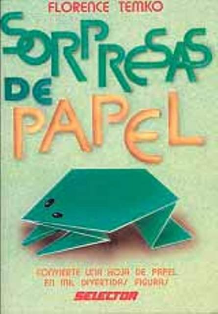 SORPRESAS DE PAPEL