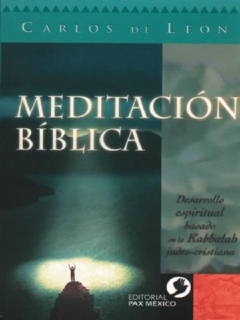 MEDITACION BIBLICA