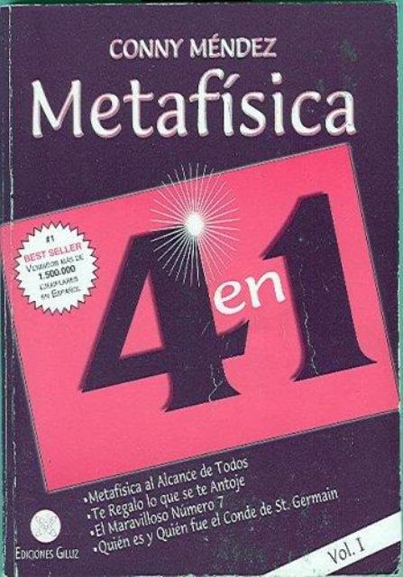 METAFISICA 4 EN 1 (15 X 21 CM) (RUST.)
