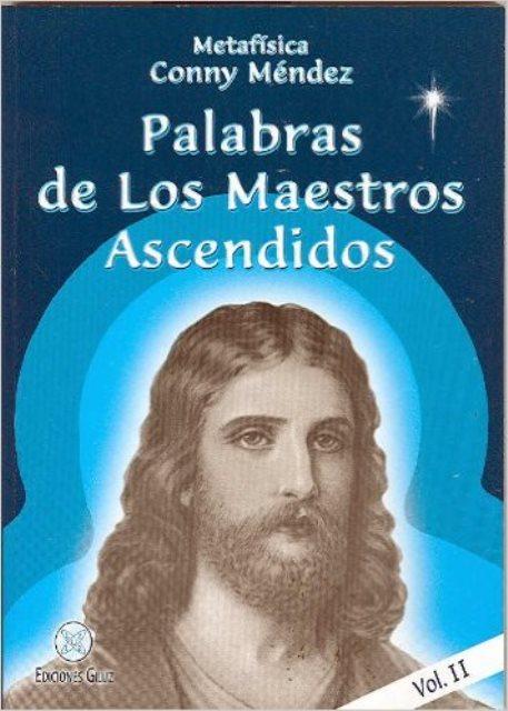PALABRAS DE LOS MAESTROS ASCENDIDOS . VOL II