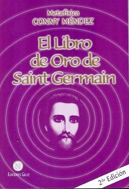 LIBRO DE ORO DE ST. GERMAIN (15 X 21 CM) (RUST.)