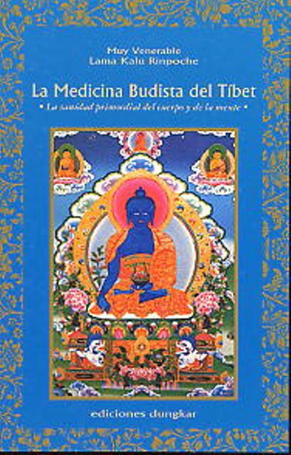 LA MEDICINA BUDISTA DEL TIBET