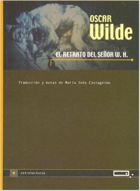 EL RETRATO DEL SEÑOR W.H.