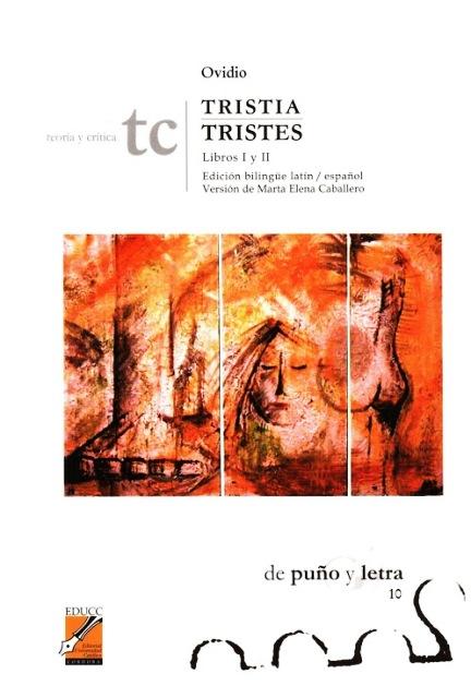 TRISTIA / TRISTES - LIBROS I Y II - ED.BILINGUE LATIN-ESPAÑOL