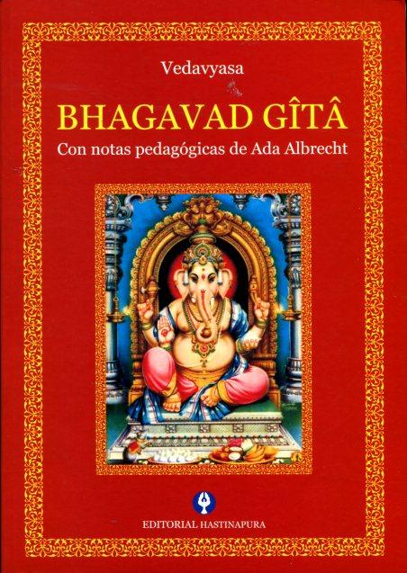 BHAGAVAD GITA (HAS - ROJO)