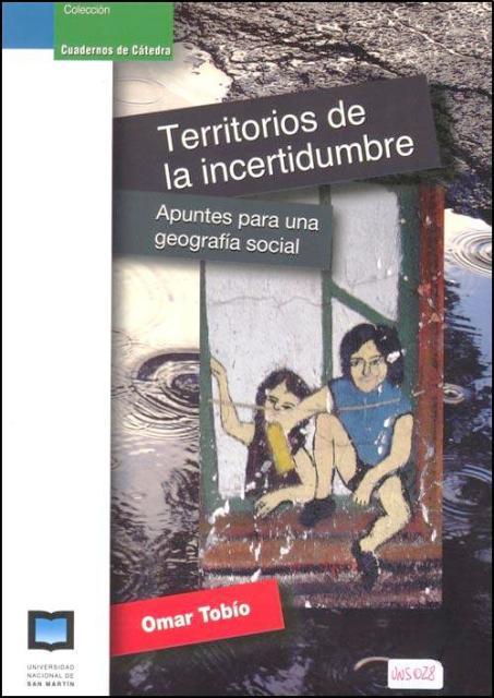 TERRITORIOS DE LA INCERTIDUMBRE