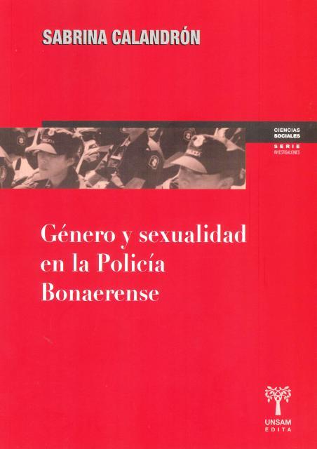 GENERO Y SEXUALIDAD EN LA POLICIA BONAERENSE