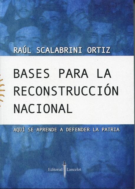 BASES PARA LA RECONSTRUCCION NACIONAL