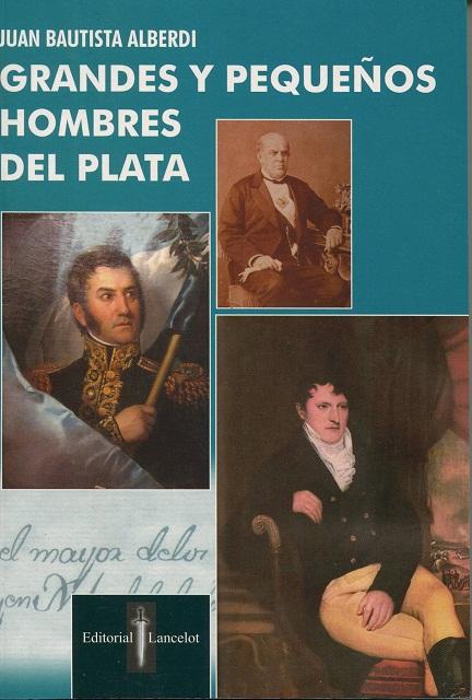 GRANDES Y PEQUEÑOS HOMBRES DEL PLATA