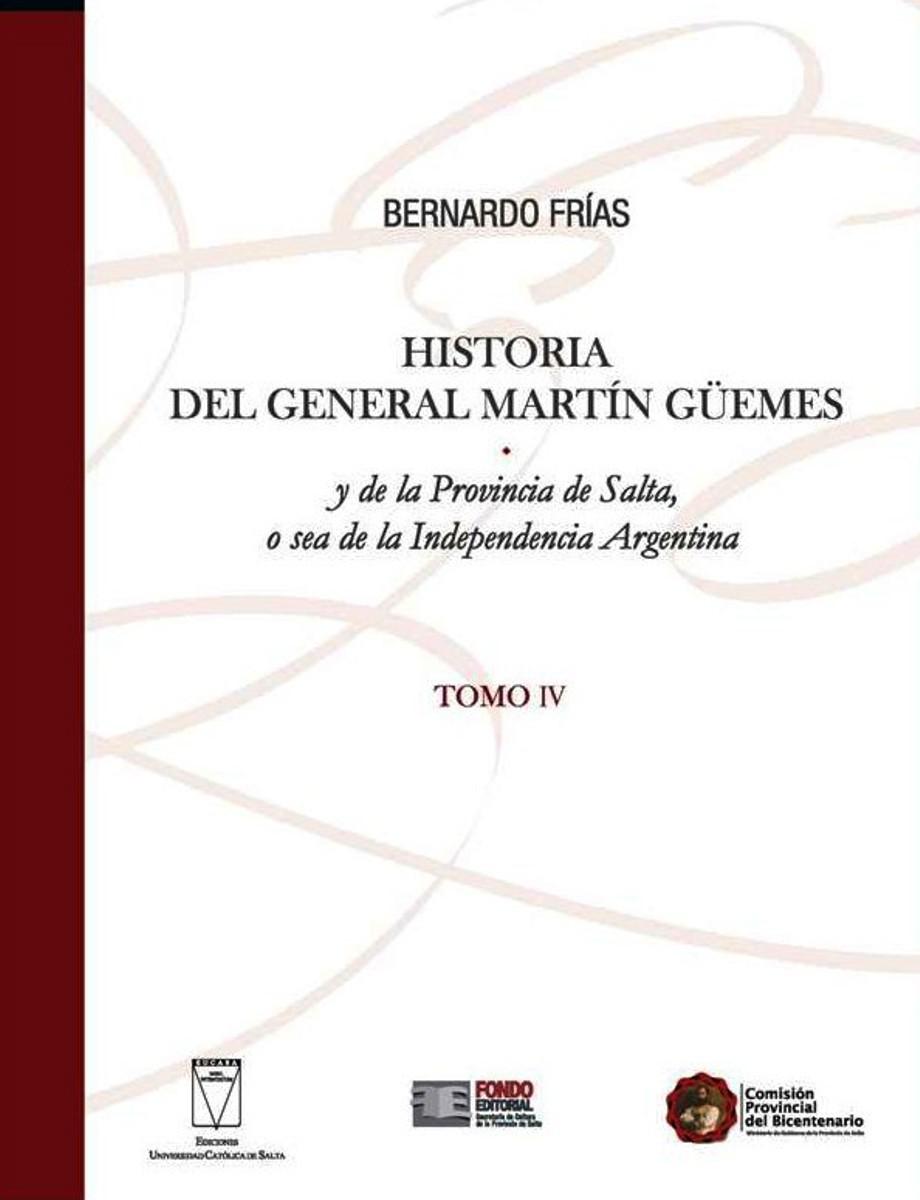 HISTORIA (IV) DEL GENERAL MARIN GUEMES