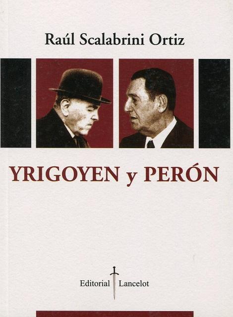 YRIGOYEN Y PERON