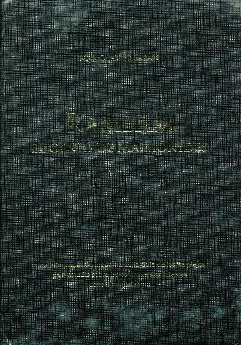 RAMBAM EL GENIO DE MAIMONIDES (TD)