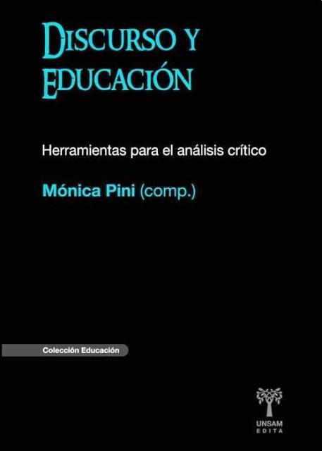 DISCURSO Y EDUCACION . HERRAMIENTAS PARA EL ANALISIS CRITICO