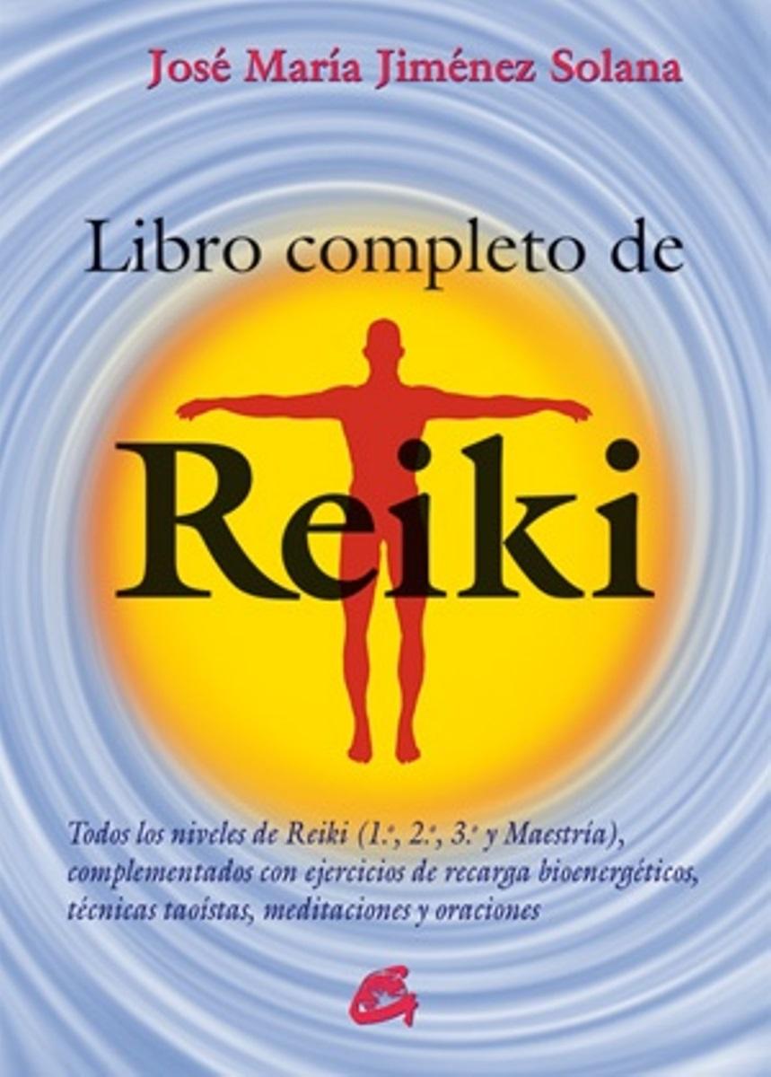 EL LIBRO COMPLETO DE REIKI