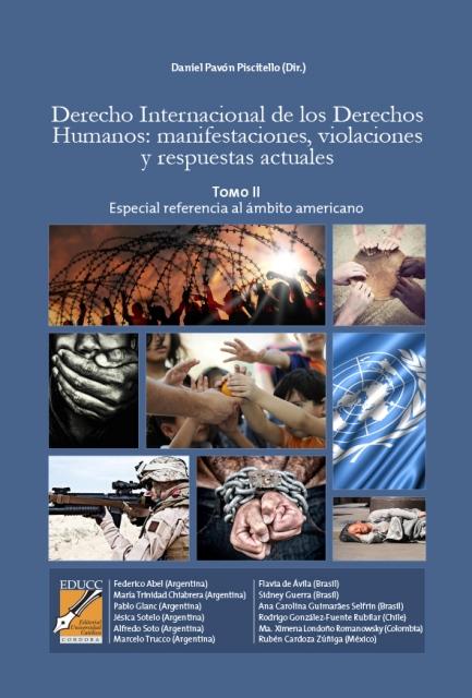 DERECHO INTERNACIONAL T.II DE LOS DERECHOS HUMANOS : MANIFESTACIONES , VIOLACIONES Y RESPUESTAS ACTUALES