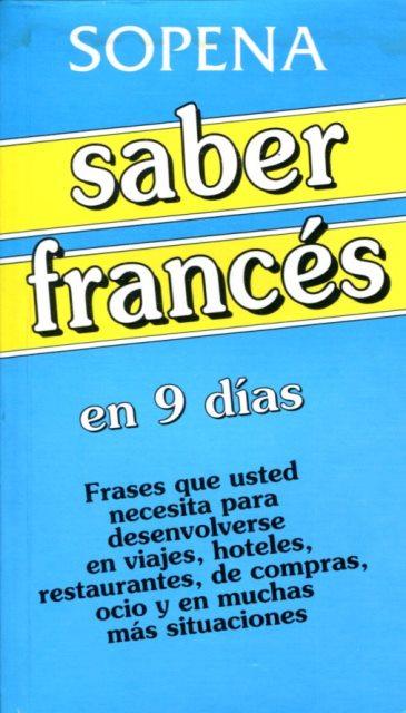 SABER FRANCES EN 9 DIAS
