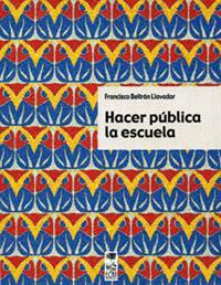 HACER PUBLICA LA ESCUELA