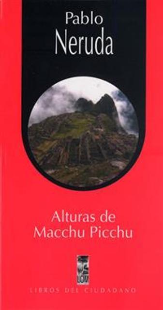 ALTURAS DE MACCHU PICCHU
