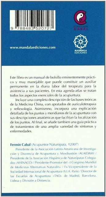 ABC DE LA ACUPUNTURA . AGENDA - ATLAS DE BOLSILLO