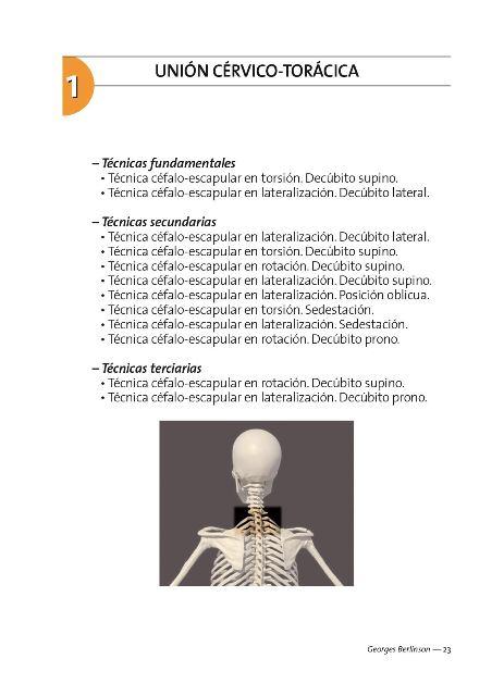 BERLINSON III - MEDICINA OSTEOPATICA RAQUIDEA - COLUMNA CERVICAL