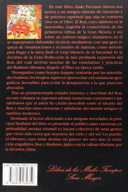 BON . LA SABIDURIA MAGICA DEL TIBET