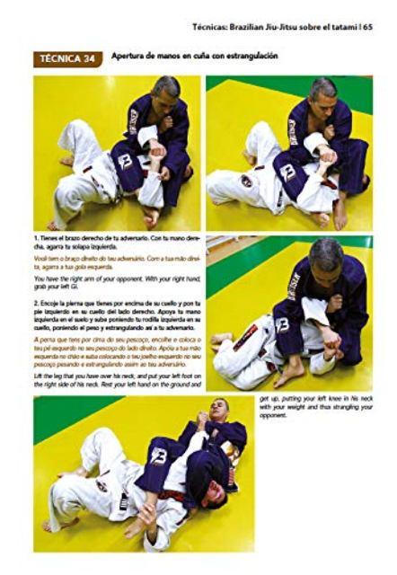 BRAZILIAN JIU - JITSU . INTERMEDIO III