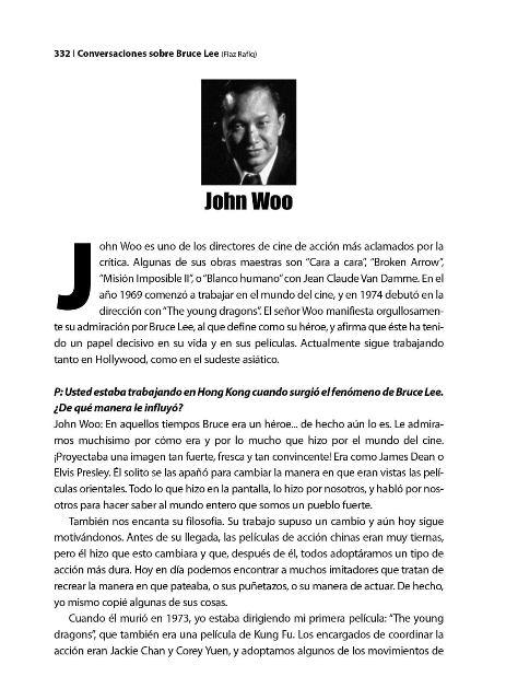 CONVERSACIONES SOBRE BRUCE LEE - VIDA Y LEGADO DE UNA LEYENDA