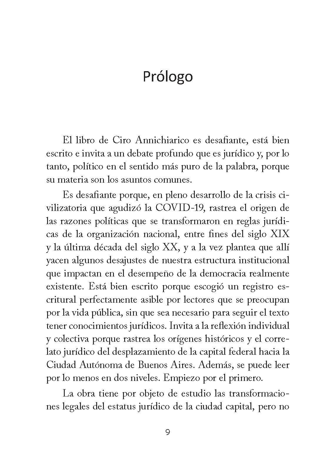 BUENOS AIRES PARA TODXS