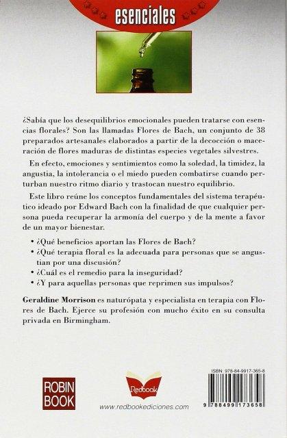 FLORES DE BACH . ESENCIALES