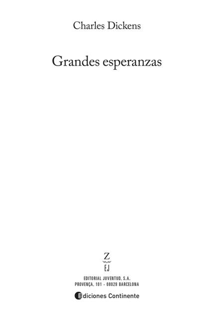 GRANDES ESPERANZAS (ED.ARG.)
