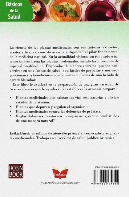 INFUSIONES PARA VIVIR MEJOR . BASICOS DE LA SALUD