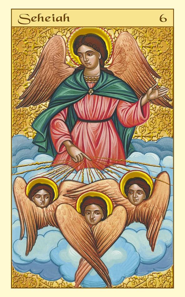 KARMA ANGELES - 32 CARTAS