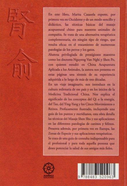 SHEN SHU : EL ESPIRITU DE LOS ANIMALES