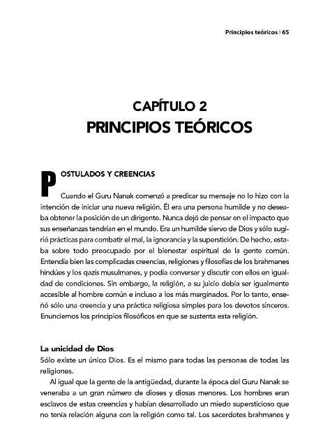 EL SIKHISMO . LA RELIGION DEL VALOR