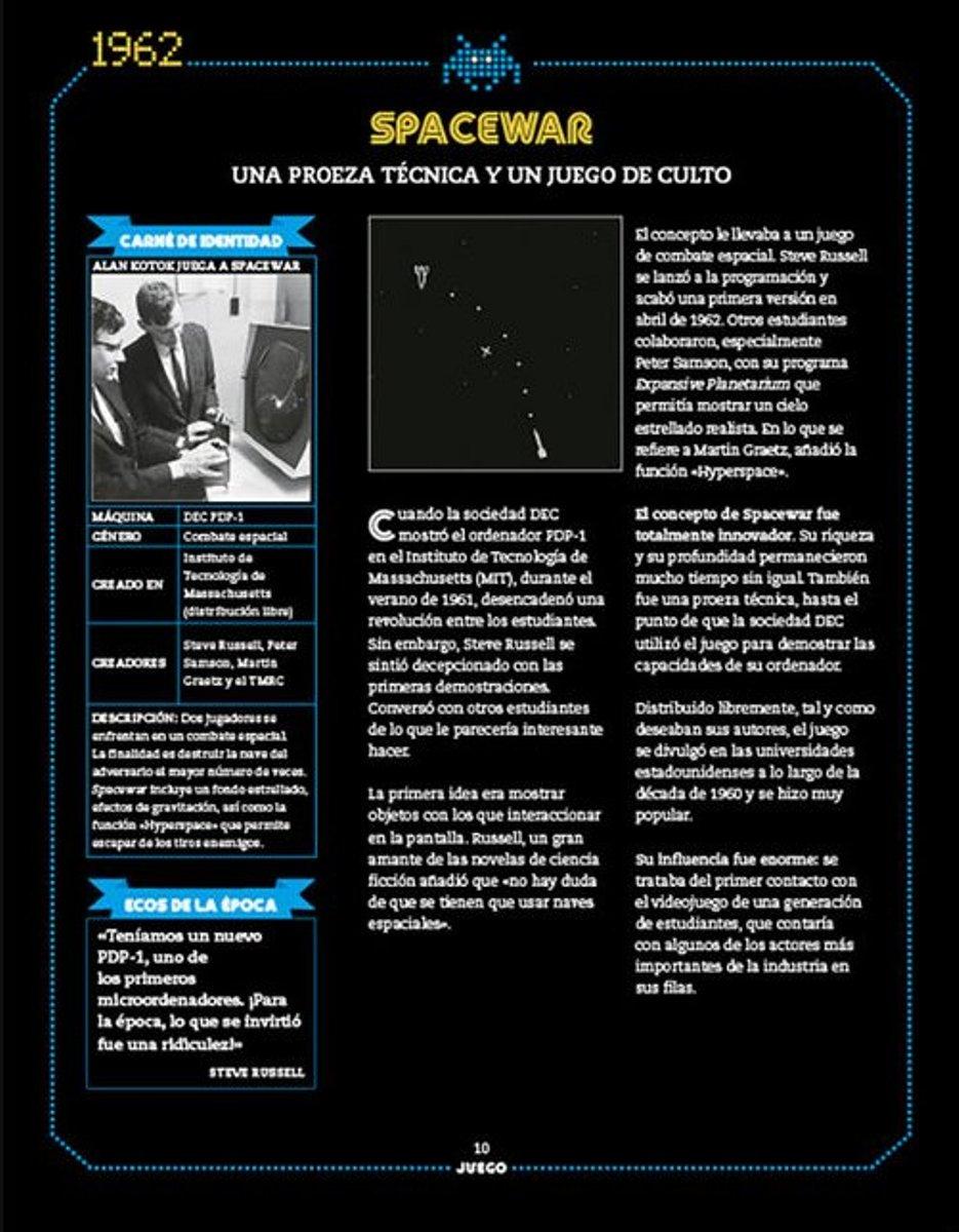 HISTORIA DE LOS VIDEOJUEGOS (TD)