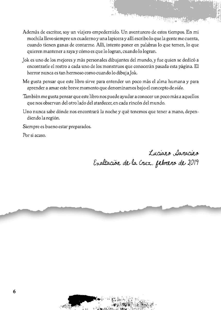 BESTIARIO DE ZOMBIS Y DEMAS CRIATURAS QUE SE ELEVAN DE SUS TUMBAS