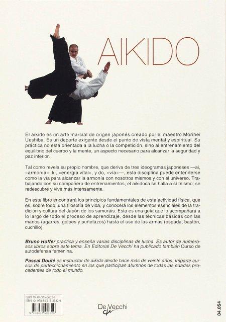 AIKIDO CURSO DE