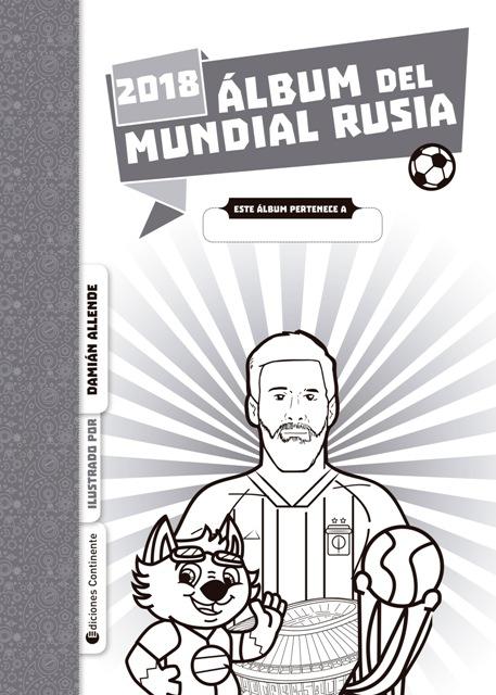 EL ALBUM DEL MUNDIAL RUSIA 2018