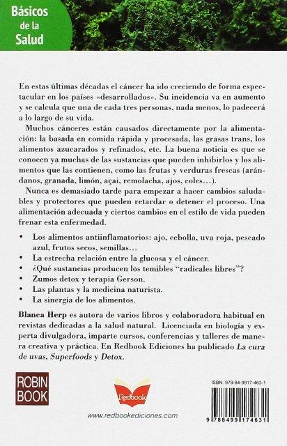 ALIMENTOS ANTICANCER . BASICOS DE LA SALUD