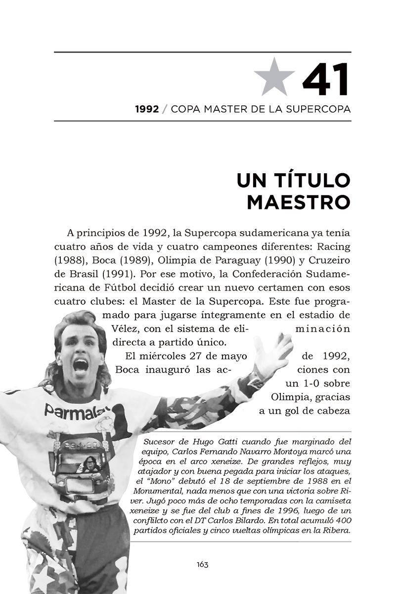 BOCA LOCURA . LA HISTORIA DE TODAS SUS ESTRELLAS