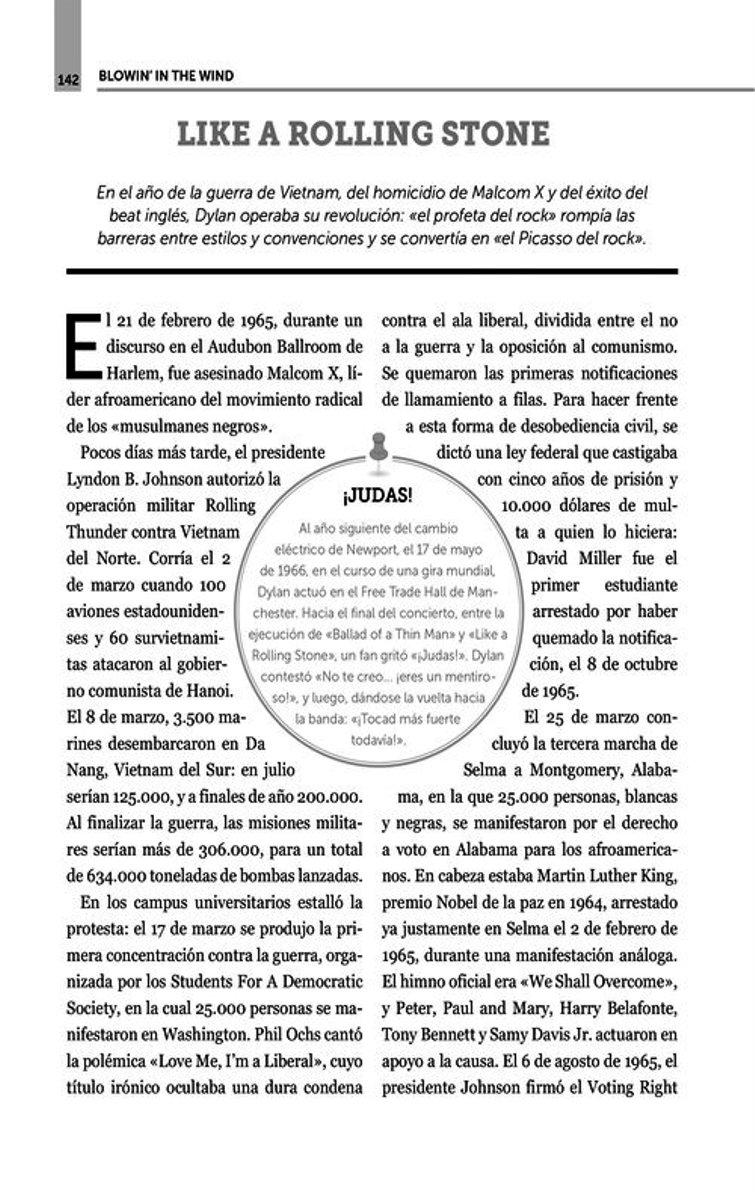 CRONICA DEL ROCK DESDE SUS ORIGENES A LA PSICODELIA
